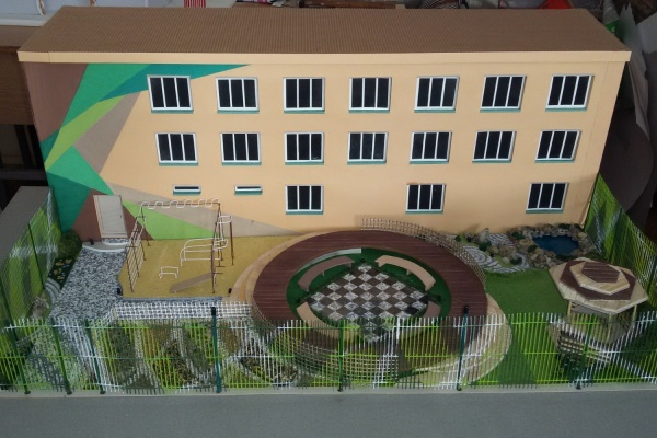 Студенты-дизайнеры из Екатеринбурга украсят Кировградскую воспитательную колонию
