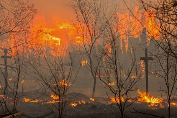 Путин собирается посетить пострадавшую от пожаров Хакасию