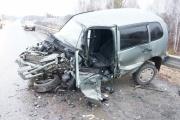На свердловской «дороге смерти» в результате ДТП сгорел автомобиль и погибли двое водителей