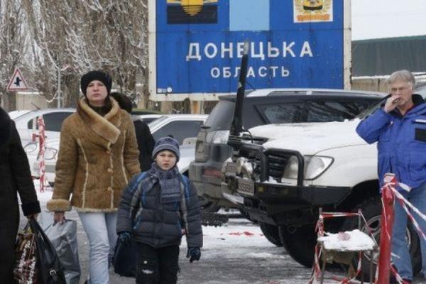 По данным ООН, количество беженцев с Украины превысило 800 тысяч человек