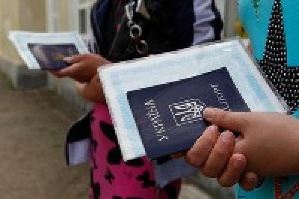 Число беженцев с Украины достигло 800 тысяч человек