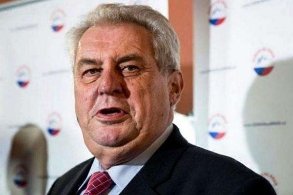 Президент Чехии не верит, что Россия может напасть на страны Прибалтики