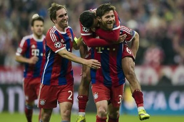 Мюнхенская «Бавария» разгромила «Порту» и вышла в полуфинал Лиги чемпионов