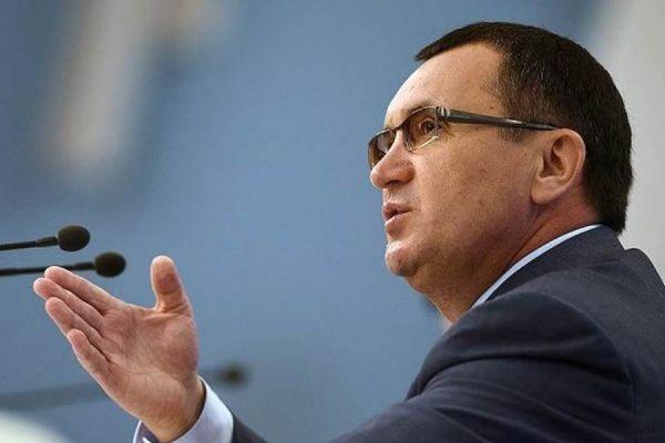 Глава Минсельхоза Николай Федоров сообщил об отставке своим коллегам