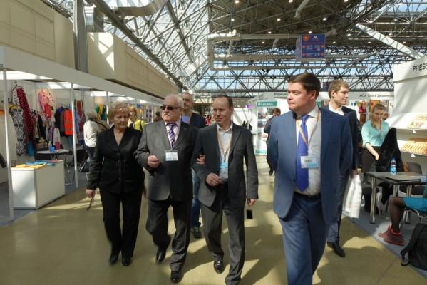 В Москве состоялась V Международная выставка «Интеграция. Жизнь. Общество.»