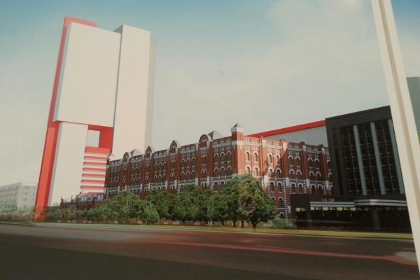 Согласовано, но с замечаниями. Градсовет одобрил проект реконструкции и создания на базе мельницы купца Борчанинова МФК