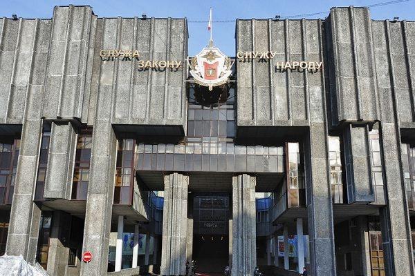 В учебном корпусе университета МВД РФ в Москве произошел взрыв гранаты