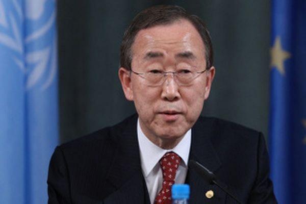 Генсек ООН Пан Ги Мун может приехать на День Победы в Москву