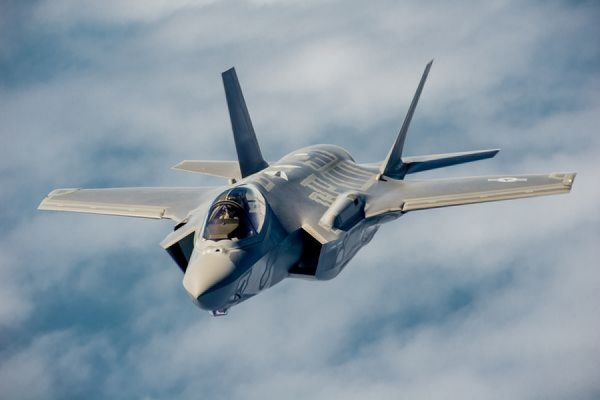 США поставят Израилю истребители пятого поколения F-35 уже в следующем году