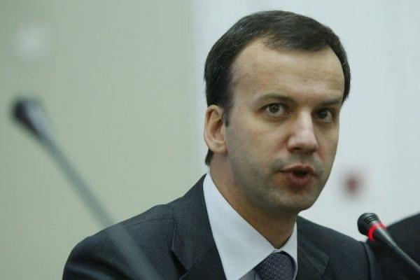 Зампред правительства Аркадий Дворкович попал в ДТП