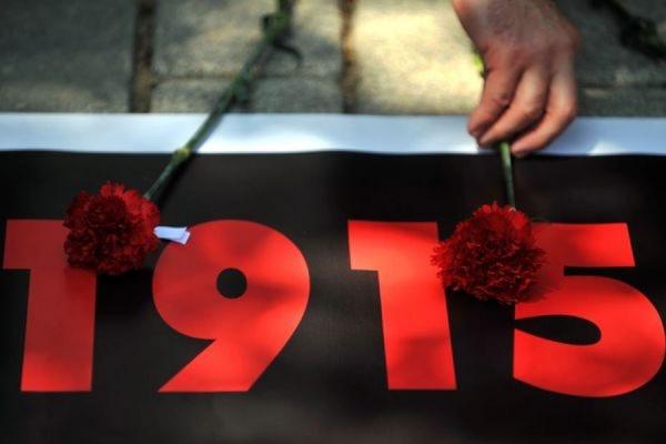 В Армении вспоминают жертв геноцида, совершенного в 1915 году в Османской империи