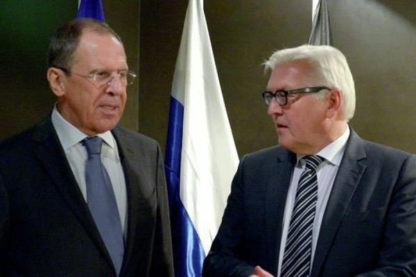 Главы МИД России и Германии Лавров и Штайнмайер 7 мая встретятся в Волгограде