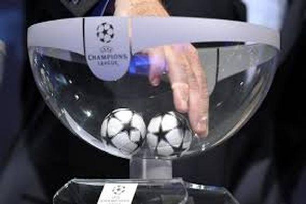 В штаб-квартире УЕФА прошла жеребьёвка полуфиналов Лиги чемпионов и Лиги Европы