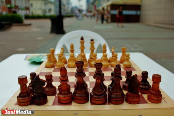 Свердловские ветераны сыграют в шахматы в честь 70-летия Победы