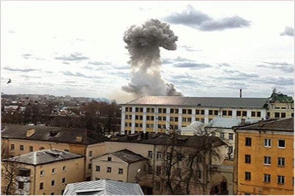 Вадим Потомский: «Пострадавшим от взрыва будет оказана помощь»