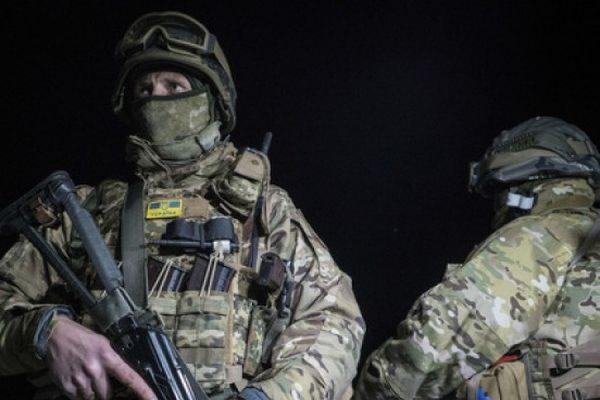 Добровольческий батальон ОУН отказался подчиняться украинским военным