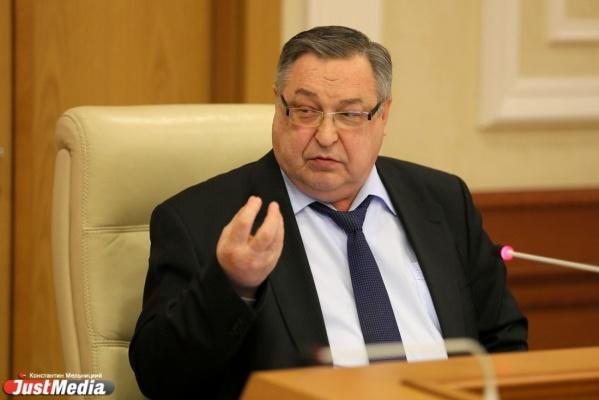 Свердловское Заксобрание продолжает готовиться к дроблению Екатеринбурга. Рассматривают еще один документ