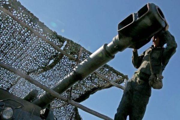 Трое военных пострадали в результате взрыва САУ на полигоне под Ростовом