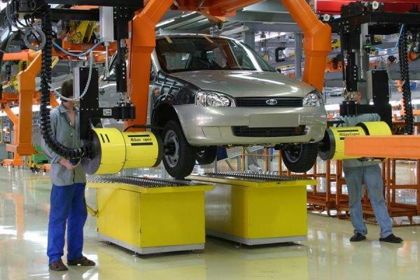 «АвтоВАЗ» с 1 июня повысит зарплату всем сотрудникам