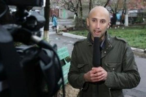 В Лондоне избили журналиста Грэма Филлипса