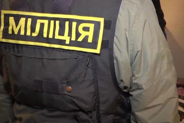 Во Львове произошел взрыв на участковом пункте милиции