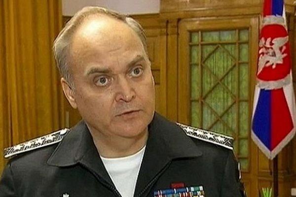 Замминистра обороны РФ Антонов исключил возможность войны с Украиной