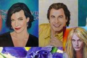 Голливудские звезды вышли на парад в Екатеринбурге