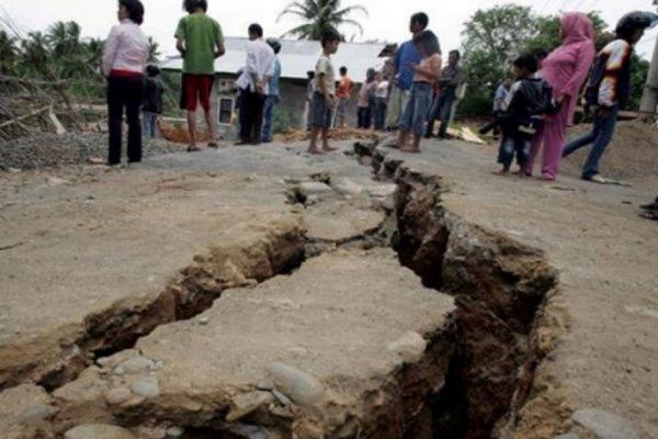 В Папуа-Новой Гвинее произошло землетрясение магнитудой 7,5