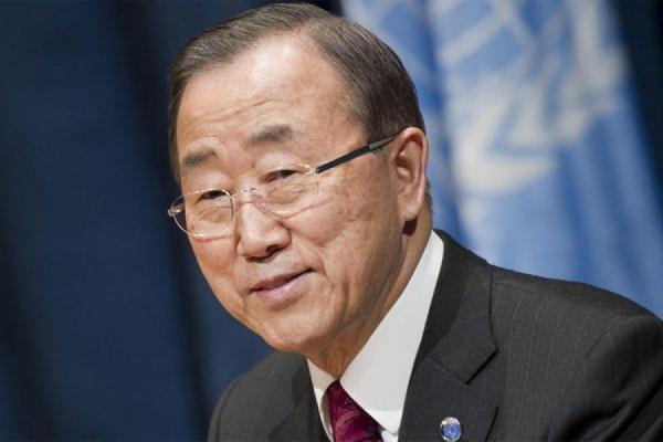 В ООН подтвердили визит Генерального секретаря Пан Ги Муна в Москву 9 мая