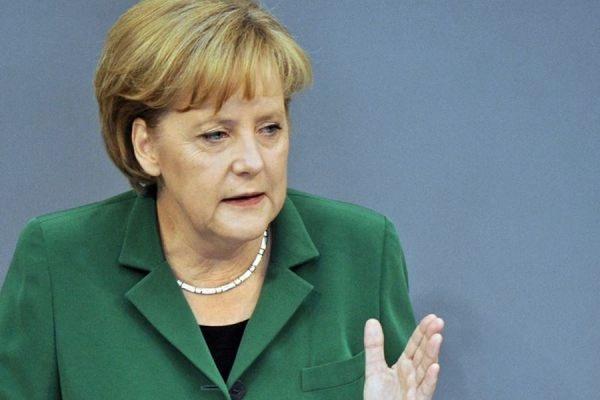 Ангела Меркель в ходе визита в Москву 10 мая может встретиться с российской оппозицией