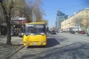 Екатеринбурженка попала в больницу, проехав в коммерческом автобусе