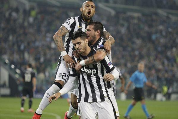 «Ювентус» переиграл «Реал» в полуфинальном матче Лиги чемпионов