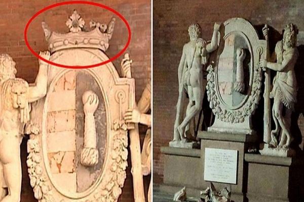 Туристы разбили бесценную статую в Италии ради селфи