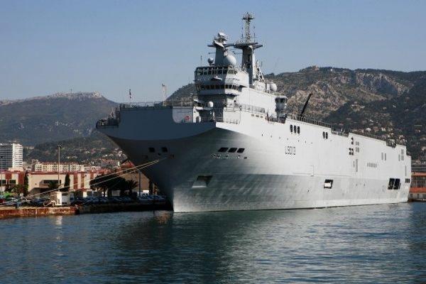 Франция может затопить предназначавшиеся для России «Мистрали»