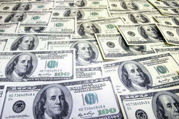 Официальный курс доллара упал ниже 50 рублей