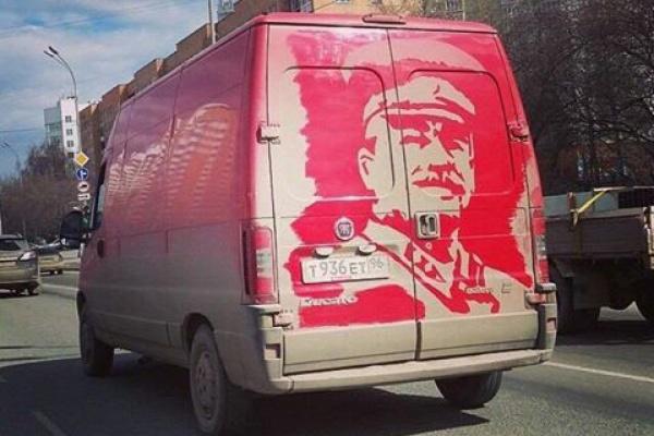 В Екатеринбурге появится свой Сталин