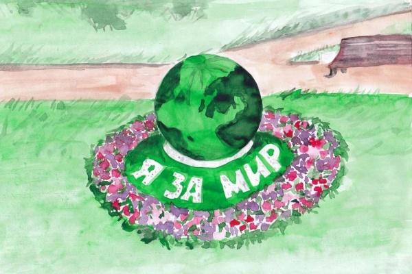 В одном из дворов Екатеринбурга появится скульптура земного шара, украшенная цветами