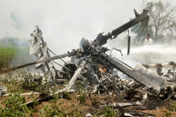 Послы Норвегии и Филиппин погибли в результате крушения вертолета в Пакистане