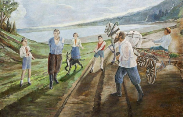 Евгений Ройзман покажет свою коллекцию наивного искусства