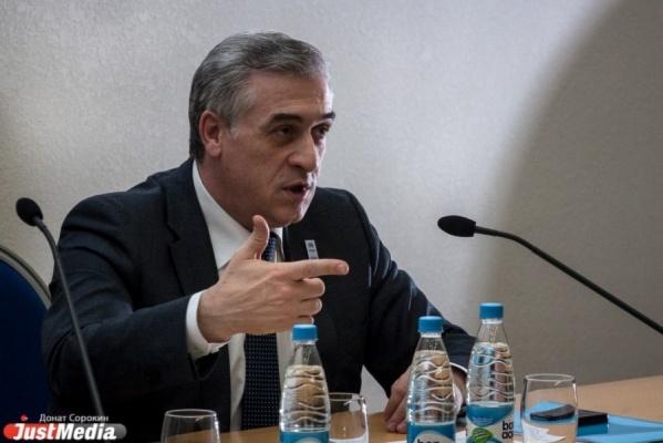 Несостоявшийся мэр Екатеринбурга выдвинул свою кандидатуру на выборах ректора УрГЭУ
