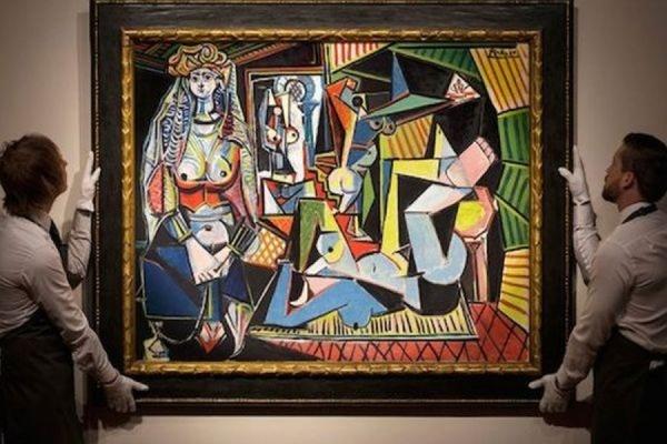Картина Пикассо «Алжирские женщины» была продана на аукционе за рекордные 179 млн долларов