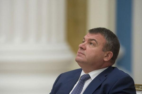Вопрос расследования по делу Сердюкова