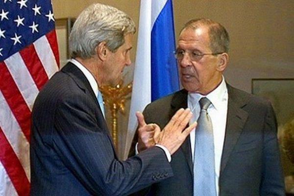 США и Россия выступили за мирное решение кризиса на Украине