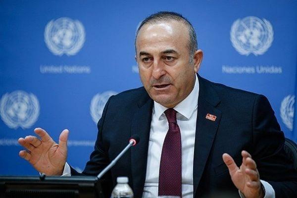 Глава МИД Турции заявил, что действия РФ в отношении Украины и Грузии «ничто не может оправдать»