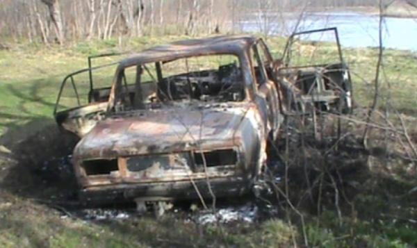 В Красноуфимске двое пьяных парней убили таксиста и сожгли его машины, чтобы не платить за поездку