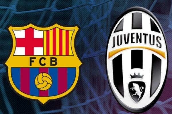 В финале Лиги чемпионов сыграют «Барселона» и «Ювентус»