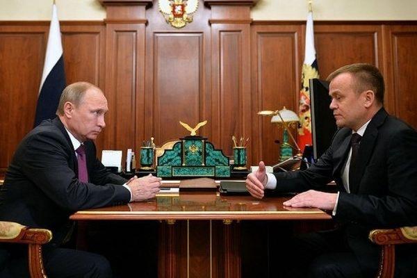 Путин принял досрочную отставку губернаторов Камчатского края и Иркутской области