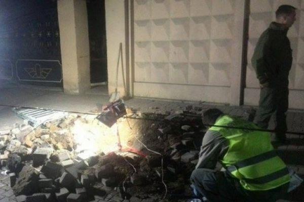 В Одессе в очередной раз взорвалась самодельная бомба