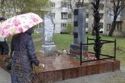 Камнерезы с Синих Камней за свой счет установили памятник ветеранам Великой Отечественной войны