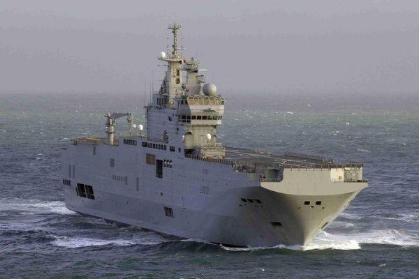Французские власти предложили России 785 млн евро отступных за «Мистрали»